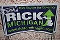 Rick Snyder for Governor Yard Sign (4912602587).jpg