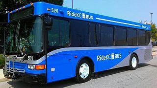 Public transit agency in metropolitan Kansas City