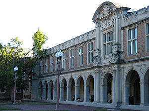 Danforth Campus - Ridgley Hall