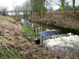 River Seven - The Seven near Normanby