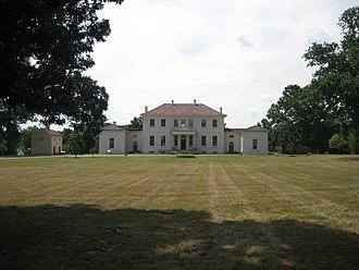 George Calvert (planter) - George Calvert lived at Riversdale plantation, now a National Historic Landmark.