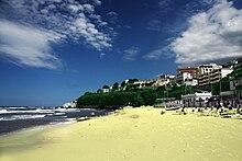 Spiaggia di Ponente