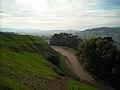 Road leading up Bernal Heights Park. (4282190053).jpg