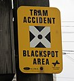 Road sign - tram accident blackspot area.jpg
