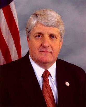 Utah's congressional districts - Image: Rob Bishop Official (Utah politician)