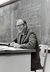 Robert A. Dahl in the Classroom.jpg