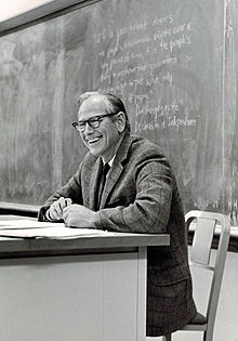 Robert A. Dahl in the Classroom.jpg