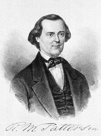 Robert Maskell Patterson - Robert M. Patterson