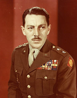 Robert T. Frederick Recipient of the Purple Heart medal