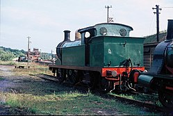 Robertsbridge railway station (1970) 02.JPG