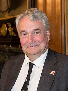 Robin Tilbrook British politician