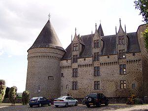 Rochechouart - Rochechouart castle