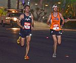 Rock 'n' Roll Las Vegas Marathon & 1-2 Marathon 2013 - Jason Brosseau (10939668344).jpg