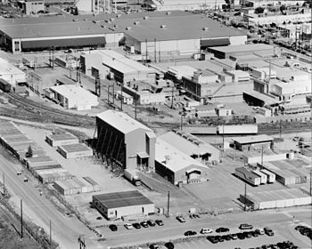 Rocky Flats Plant - Aerial View 004