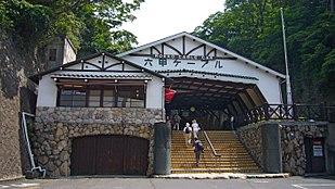Rokko Cable Shita Station - Wikidata