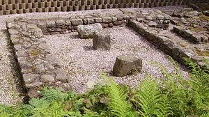Bremetennacum - Roman ruins in Ribchester