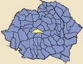 Romania interwar county Tarnava Mare.png