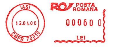 Romania stamp type FB5.jpg