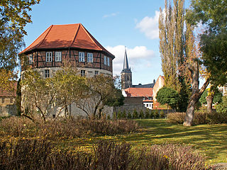 Place in Saxony-Anhalt, Germany