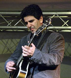 Roni Ben-Hur American-Israeli jazz guitarist