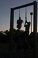 Rope climbing training, Guantanamo.jpg