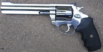 Amadeo Rossi - Rossi 972 revolver.