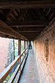 Rothenburg ob der Tauber, Stadtmauer, Wehrgang, Sterngasse, 002.jpg