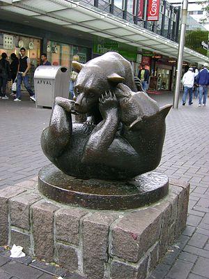 Anne Grimdalen - Image: Rotterdam 095