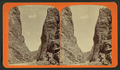 Royal Gorge, Canon of the Arkansas, D. & R.G.R.R. (Denver & Rio Grande Railroad), Colorado, from Robert N. Dennis collection of stereoscopic views.png