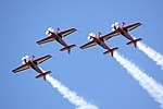 Royal Jordanian Falcons - RIAT 2009 (3871591356).jpg