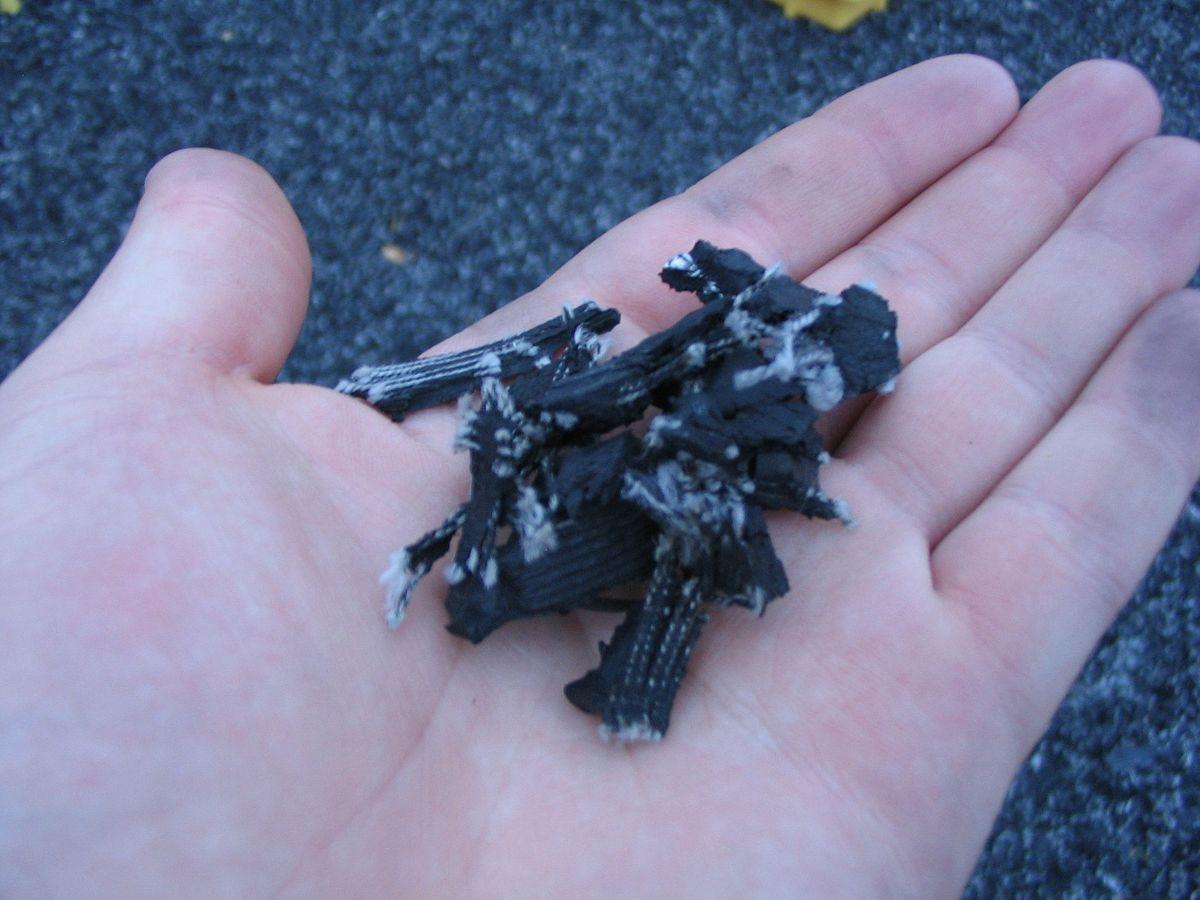 Rubber Bark Chips ~ Mulch wikipedia