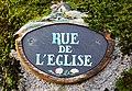 Rue du village de Saint-Créac (Hautes-Pyrénées) 1.jpg