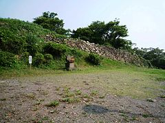 Ruins of Kajiya Castle.jpg