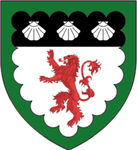 Russell of Killowen Escutcheon.png