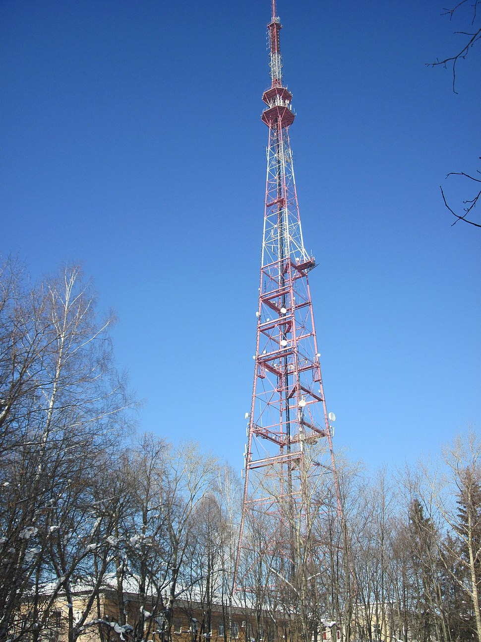 Russian TV tower (Penza)