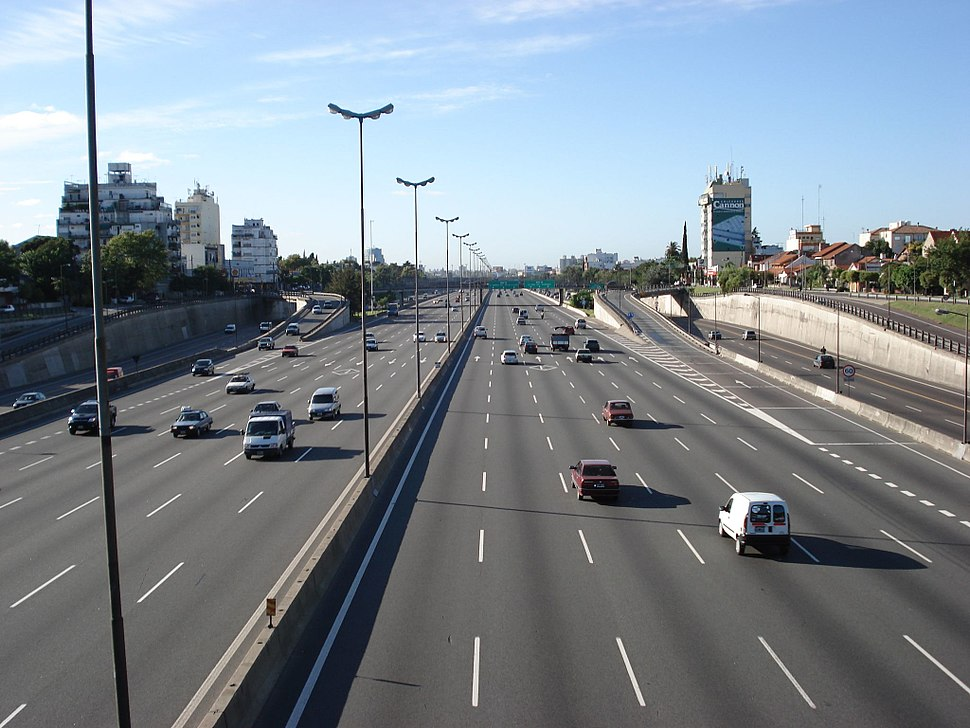 Ruta Panamericana Buenos Aires Florida