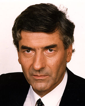 Christian Democratic Appeal - Ruud Lubbers, Leader from 1982 until 1994 and Prime Minister of the Netherlands from 1982 until 1994.