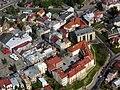 Rynek, PWSZ Krosno - (dawne Kolegium Jezuickie przy ul. Kazimierza Wielkiego) - panoramio.jpg