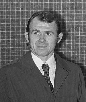 Ryszard Szymczak - Ryszard Szymczak in 1974