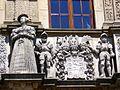 Rzeźba na zamku Piastów Śląskich IMG 2705 krz.JPG