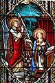 Sérignac-sur-Garonne - Église Notre-Dame-de-l'Assomption - Vitraux -7.JPG