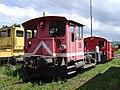 Süddeutsches Eisenbahnmuseum Heilbronn - Schnellzugloktreffen 092 - Flickr - KlausNahr.jpg