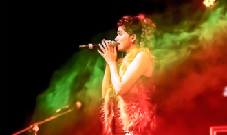 Sanah Moidutty - Sanah Moidutty Live in Concert