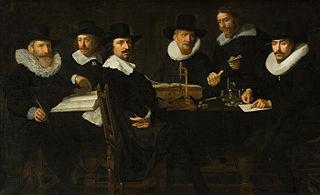 De regenten van het Rasphuis