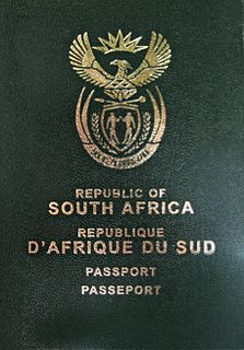 Visa requirements for South African citizens Entry restrictions by the authorities of other states placed on citizens of South Africa