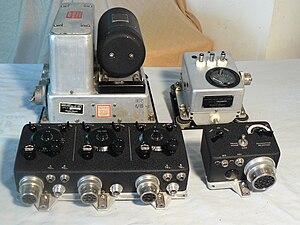 AN/ARC-5 - Image: SCR 274 ACC