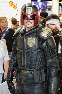 SDCC 2014 - Judge Dredd (14795213186).jpg
