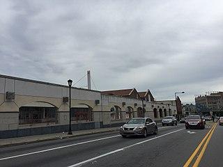 69th Street Transportation Center Rapid transit station in Philadelphia