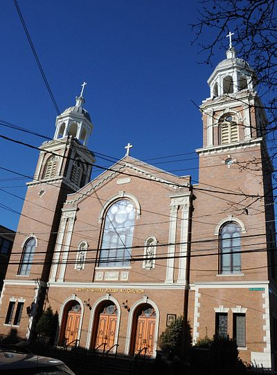 St. Casimir's Roman Catholic Church (Newark, New Jersey)