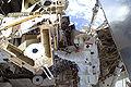 STS-129 EVA1 Michael Foreman 2.jpg